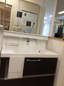 LIXIL洗面化粧台