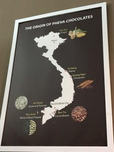 ベトナム産カカオ豆